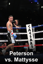 Peterson vs. Matthysse