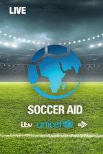 Live: Soccer Aid Charity Football