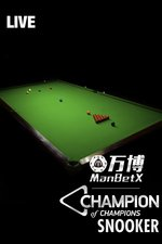 Live: Champion of Champions Snooker