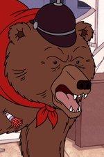 Death Bear; Fuzzy Dice