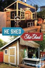 He Shed She Shed