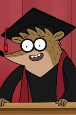 Rigby's Graduation Day Special