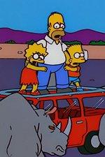 Marge Simpson In: Screaming Yellow Honkers