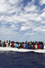 Italy's Human Tide