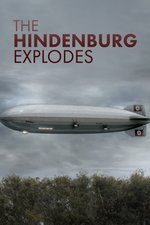 The Hindenburg Explodes