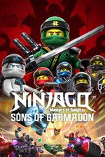 Ninjago: Masters of Spinjitzu: Sons of Garmadon