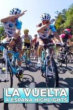 La Vuelta a Espana Highlights