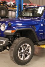 New Jeep JL
