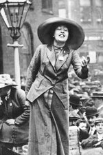 Christabel & Sylvia Pankhurst