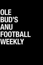 Ole Bud's Anu Football Weekly
