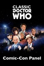 Classic Doctor Who Comic-Con Panel