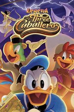 Legend Of The Three Caballeros