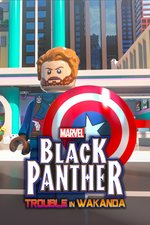 Black Panther: Trouble in Wakanda