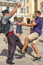 Corfu la isla griega