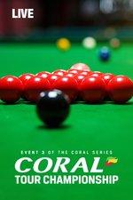 Live: Tour Championship Snooker