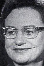 Poet Judith Wright 1963