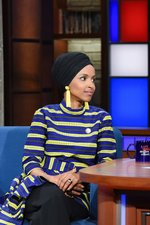 Anderson Cooper; Ruth Wilson; Ilhan Omar