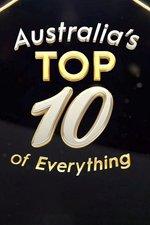 Australia's Top Ten of Everything