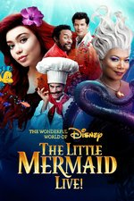 The Wonderful World of Disney Presents The Little Mermaid Live!