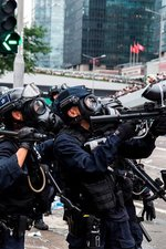 Rebellion: On The Frontline of Hong Kong's Uprising