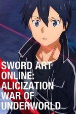 Sword Art Online: Alicization - War of Underworld