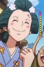 Luxurious and Gorgeous! Wano's Most Beautiful Woman: Komurasaki!