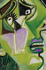 Theft of Picasso's Weeping Woman