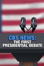 CBS News: The First Presidential Debate