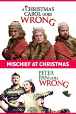 Mischief at Christmas: Peter Pan Goes Wrong & A Christmas Carol Goes Wrong