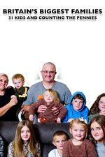 Britain's Biggest Families: 31 Kids and Counting the Pennies