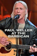 Paul Weller at the Barbican