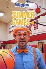 Blippi's Summer Games