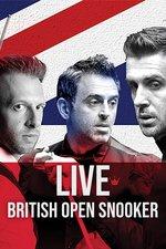 Live: British Open Snooker