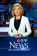 CTV National News With Sandie Rinaldo