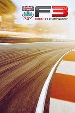 BRDC British Formula 3 Championship Motor Racing
