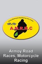 Armoy Road Races Motorcycle Racing