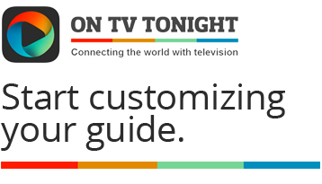 Start customising your TV guide!